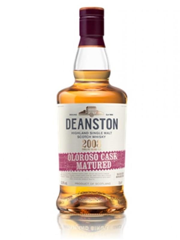 Deanston 2008 Oloroso Cask Matured - Limited Release