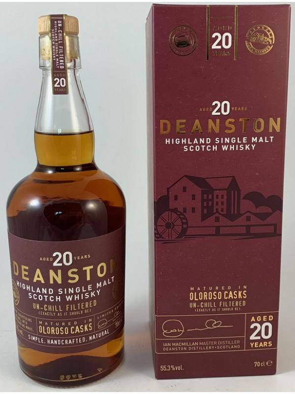 Deanston 20 Jahre Oloroso Casks- Limited Edition