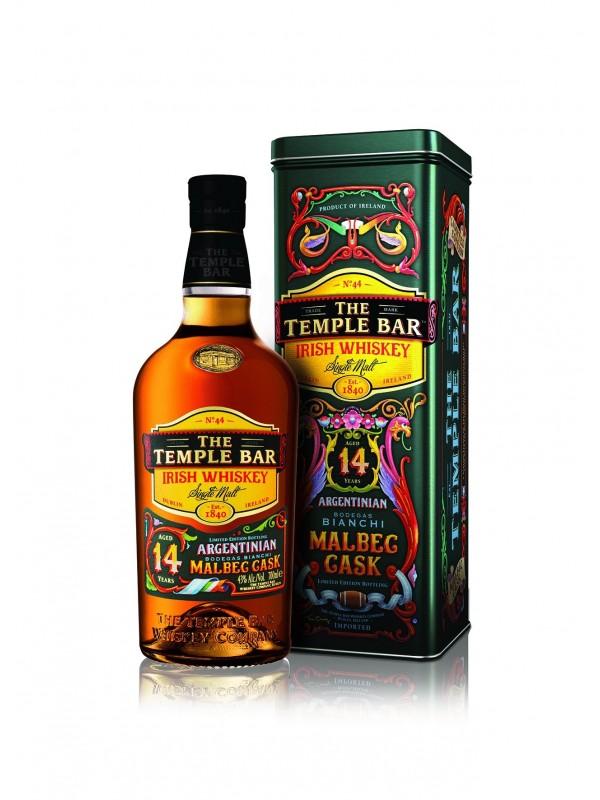 The Temple Bar 14 Malbec Cask