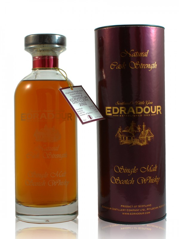 Edradour Vintage 2002/2016 Sherry Decanter