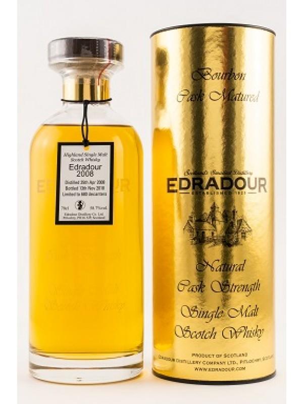 Edradour 2008 / 2019 Ibisco Bourbon Cask - limitiert!