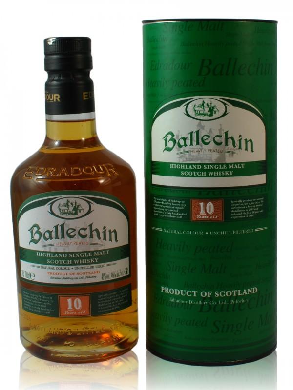 Edradour Ballechin 10 Jahre