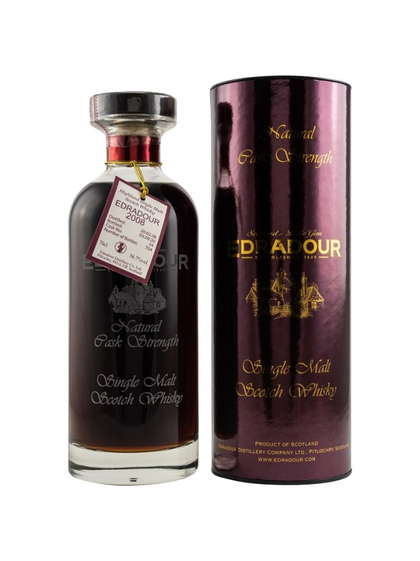 Edradour 2008 / 2020 Ibisco Sherry Cask No. 34