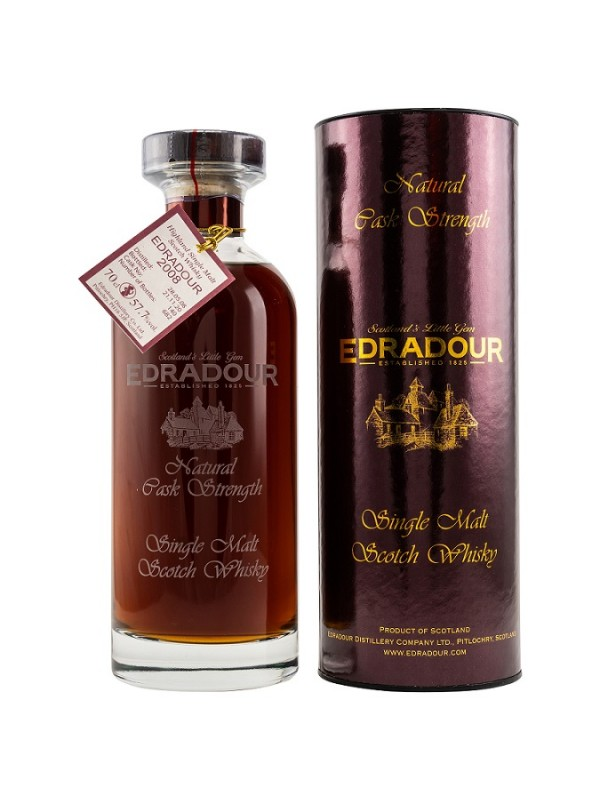 Edradour 2008 / 2020 Ibisco Sherry Cask No. 140
