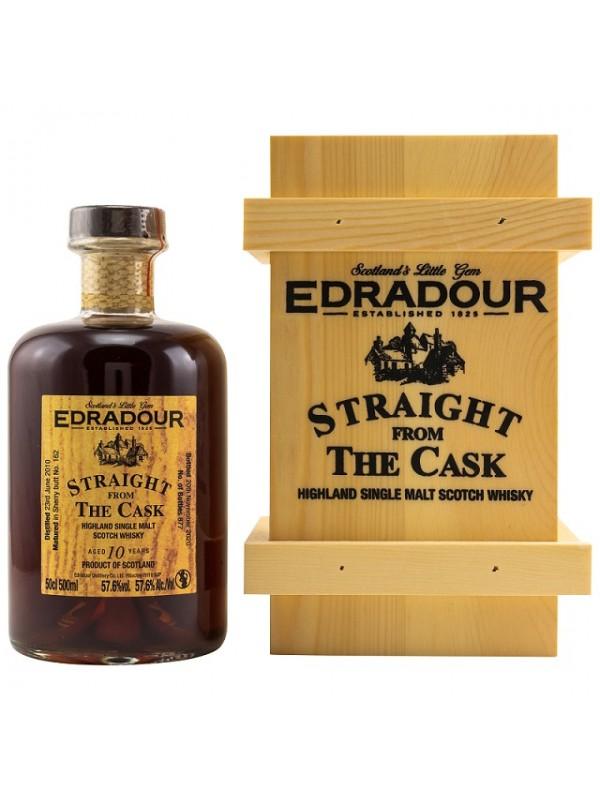 Edradour 2010 / 2020 SFTC 10 Jahre Sherry Butt #162