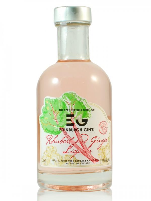 EG Edinburgh Gin Rhubarb and Ginger Liqueur 0,2