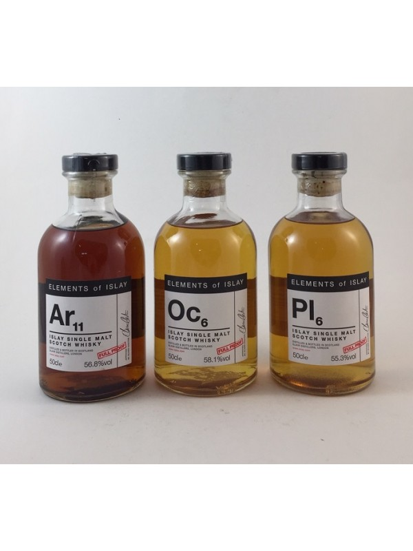 Elements of Islay Trilogy - Ar11 - Oc6 - Pl6