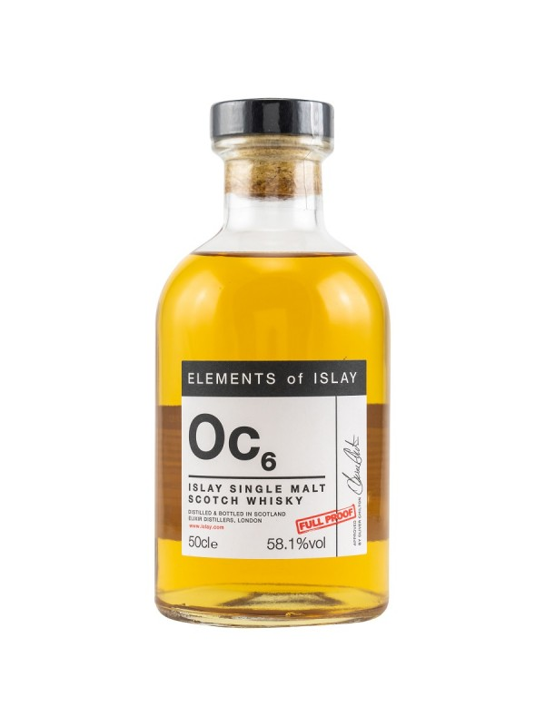 Elements of Islay Oc6 limitiert