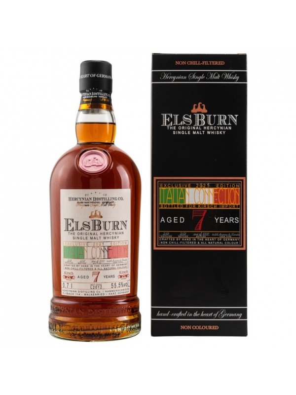 ElsBurn 2013/ 2021 Italian Connection - Exclusive Edition
