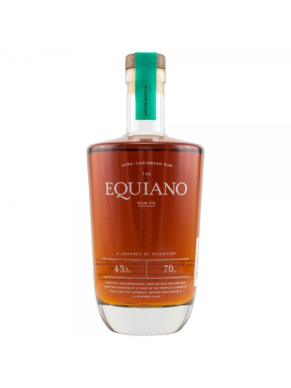 Equiano Rum - African-Caribbean Rum