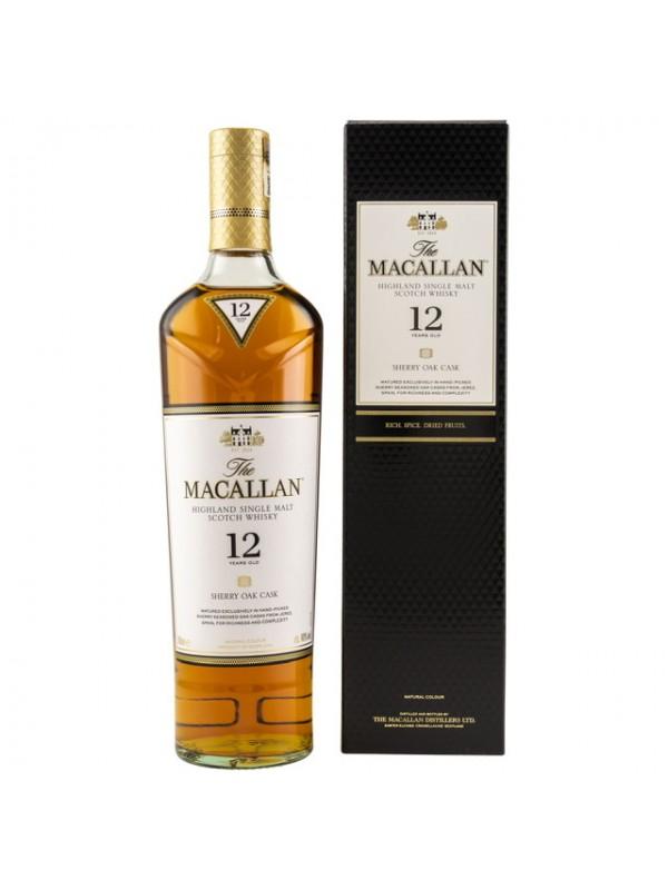 Macallan 12 Jahre Sherry Cask