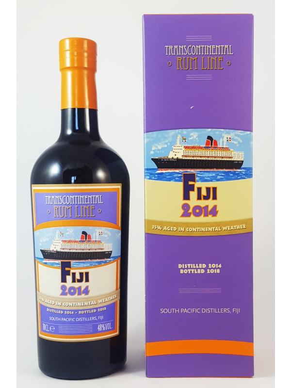 Fiji Transcontinental Rum Line 2014 / 2018