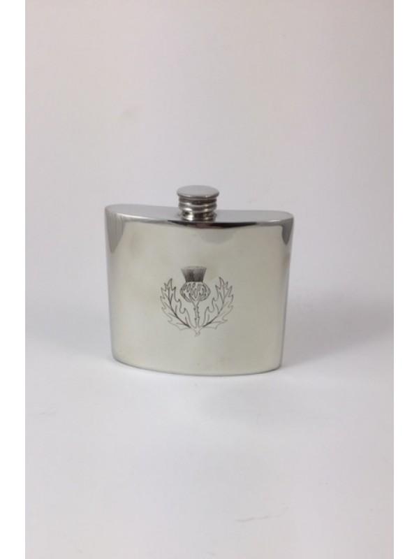 Flachmann Distel, ca. 112 ml