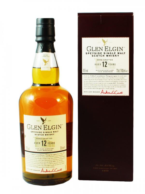 Glen Elgin 12 Jahre