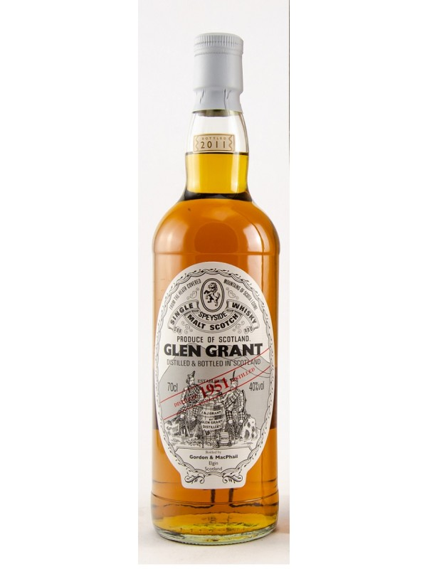 Glen Grant 1951 / 2011 Gordon & MacPhail