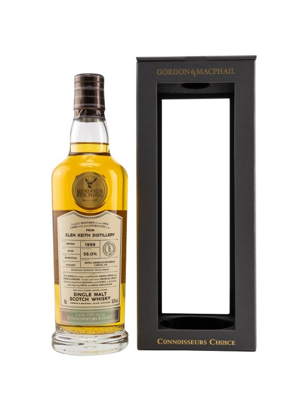 Glen Keith 1999 / 2020 Gordon & MacPhail Connoisseurs Choice
