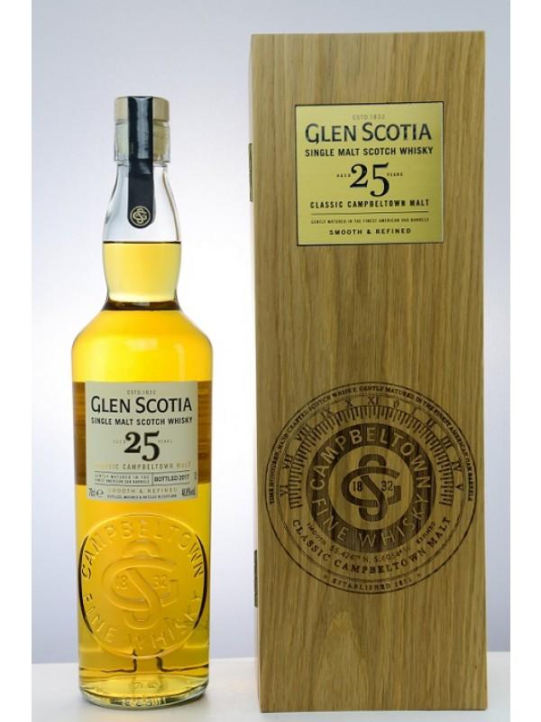 Glen Scotia 25 Jahre