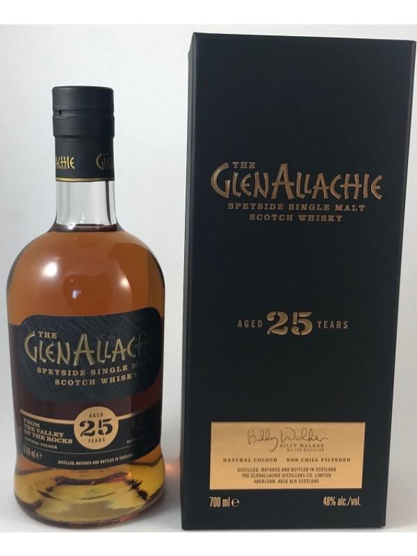 Glenallachie 25 Jahre Limited