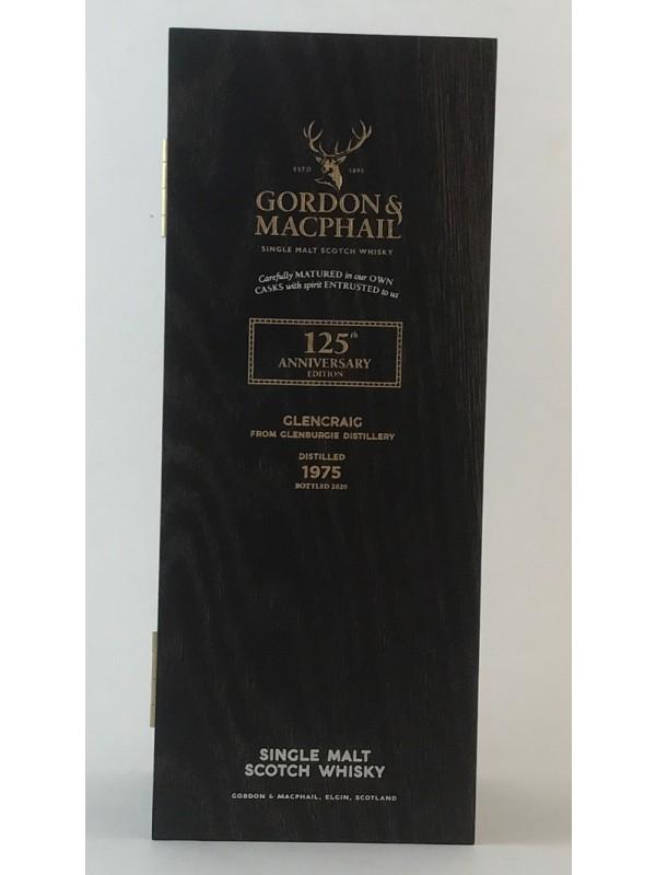 Glencraig 1975 / 2020 44 Jahre Gordon & MacPhail 125th Anniversary - Rarität