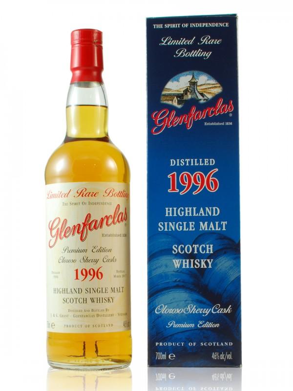 Glenfarclas Vintage 1996 / 2017