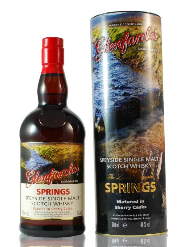 Glenfarclas Springs