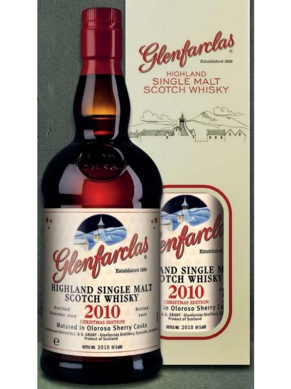 Glenfarclas 2010 / 2020 Christmas Edition