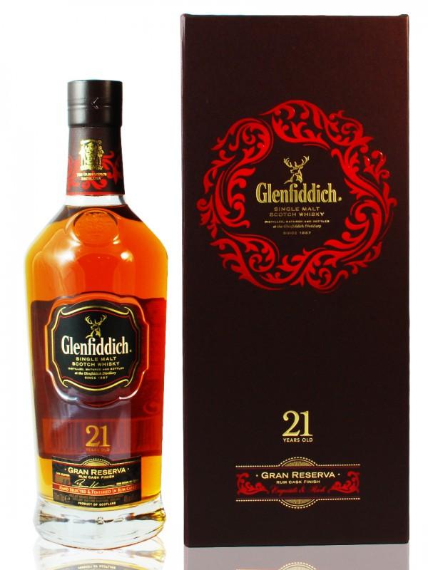 Glenfiddich 21 Jahre Gran Reserva