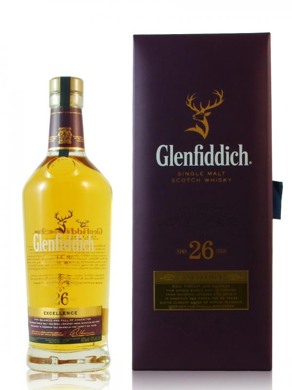 Glenfiddich 26 Jahre Excellence