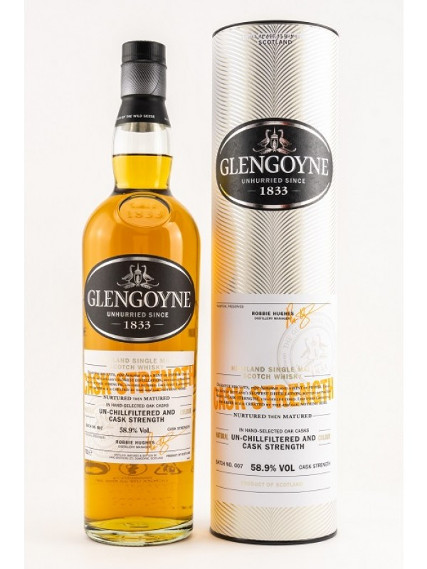 Glengoyne Cask Strength Batch 007