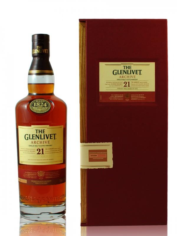Glenlivet 21 Jahre Archive
