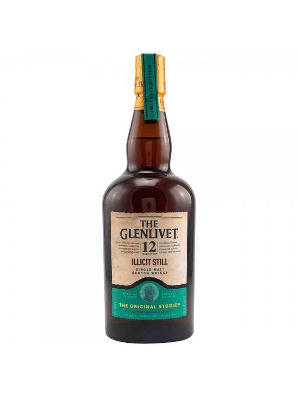 Glenlivet 12 Illicet Still