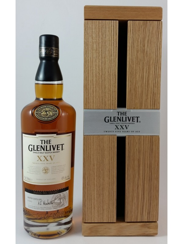 The Glenlivet XXV 25 Jahre
