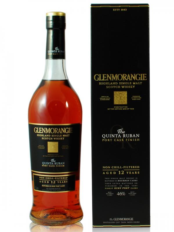 Glenmorangie 12 Jahre Quinta Ruban