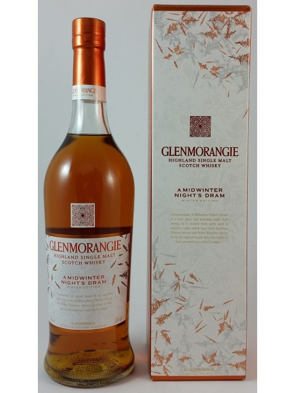 Glenmorangie A Midwinter Night's Dram Winter Edition 2017