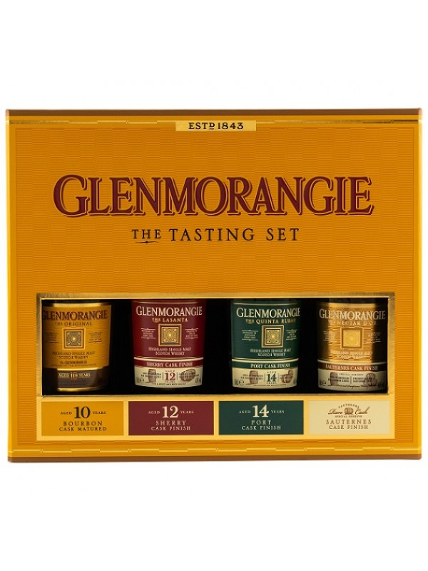 Glenmorangie - The Tasting Set