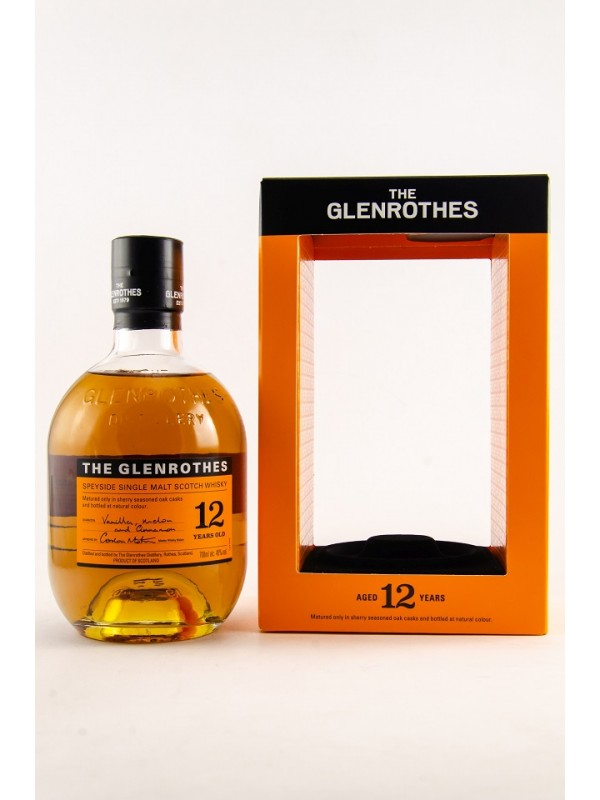 Glenrothes 12 Jahre