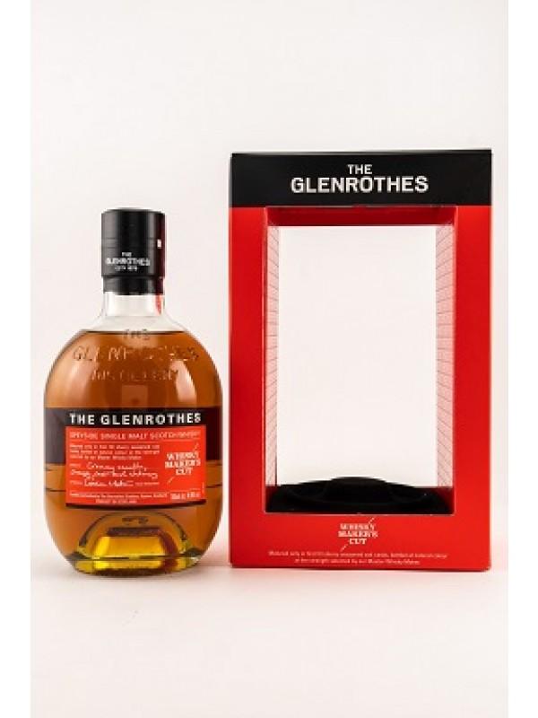 Glenrothes Whisky Maker's Cut