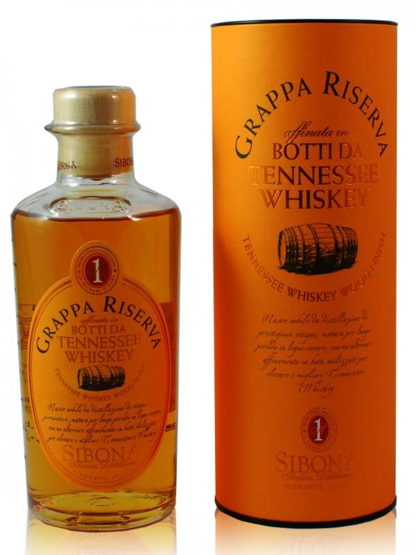Grappa Riserva Botti Da Tennesse Whiskey