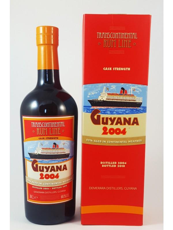 Guyana Transcontinental Rum Line 2004 / 2018