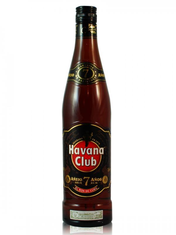 Havana Club 7 Jahre