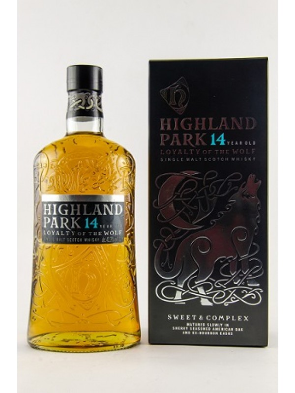 Highland Park 14 Jahre - Loyalty of the Wolf