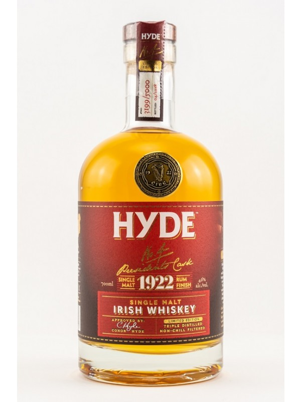 Hyde No. 4 Rum Finish  - Limited Edition