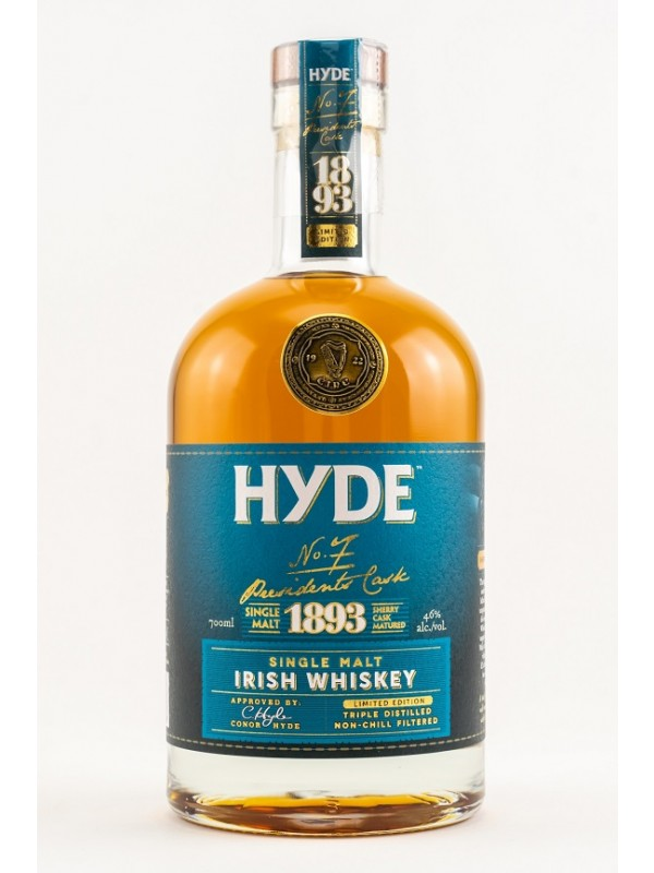 Hyde No. 7 Sherry Cask  - Limited Edition