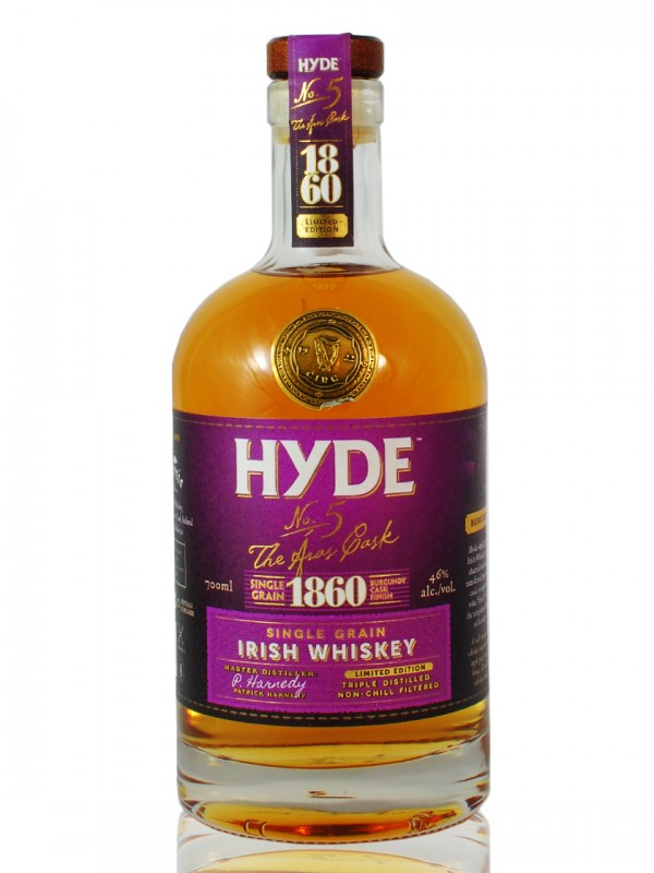 Hyde No.5  Burgundy Cask Limited Edition