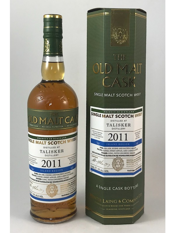 Talisker 2011 / 2018 6 Jahre The Old Malt Cask Hunter Laing & Co. LTD