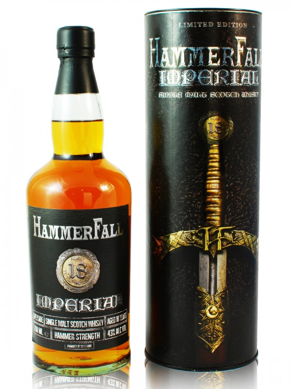 Hammerfall Imperial 18 Jahre