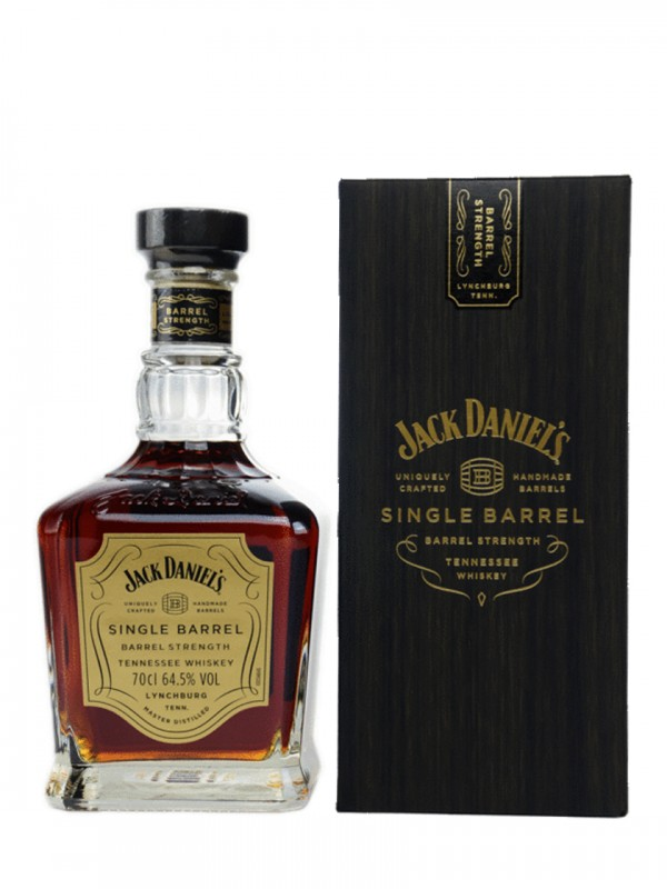 Jack Daniels Single Barrel - Barrel Strength