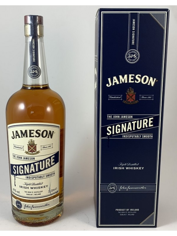 Jameson Signature Reserve Whiskey 1l