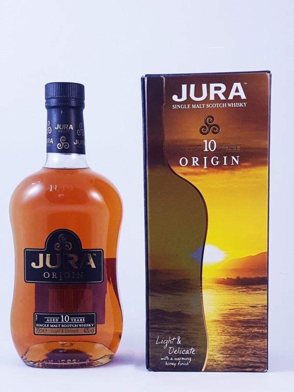 Jura 10 Jahre Origin