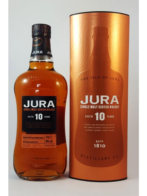 Jura 10 Jahre- neues Design
